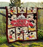 Mickey 06 Special Quilt and Blanket