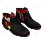 Mickey Zipper Boots 002