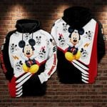 Mickey Hoodie 452