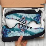 Stitch Sneakers 030
