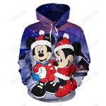 Mickey & Minnie Xmas
