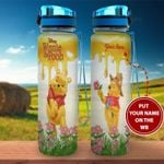 Winnie The Pooh Personalized Water Bottle 01