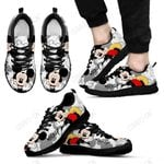 Mickey white sneakers