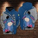 Eeyore Limited Hoodie 05