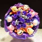 Winnie The Pooh Round Bouquet