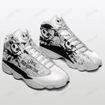 Jack Skellington Air JD13 Shoes 015