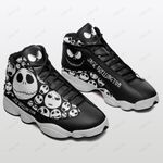 Jack Skellington Air JD13 Shoes 018