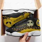 Jack SKellington Air JD13 Shoes 019