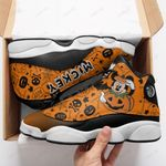 Mickey Halloween AJD13 Shoes 021