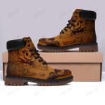 Jack Skellington TBL Boots 062