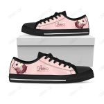 Jack Skellington Low Top Canvas Shoes 4