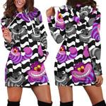 Cheshire Cat Hoodie Dress 1