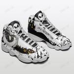 Jack Skellington Halloween AJD13 Sneakers 030