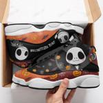 Jack Skellington Halloween AJD13 Sneakers 032