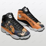 Jack Skellington Halloween AJD13 Sneakers 039