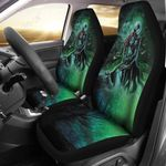 Nightmare Before Christmas Car Seat Covers Jack & Sally 2
