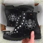 Jack Skellington Leather Boots 516