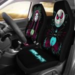 Jack Skellington & Sally Car Seat Cover