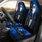 2pcs Jack Skellington Car Seat Cover 98