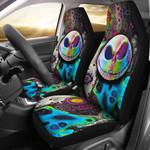 Jack Skellington Color Car Seat Cover 66