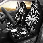 Jack Skellington & Sally Car Seat Cover 0410