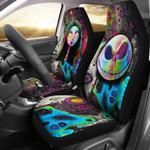 Jack Skellington & Sally Car Seat Cover 66