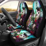 Jack Skellington & Sally Car Seat Cover 72