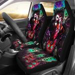 Jack Skellington & Sally Car Seat Cover 74