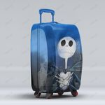 Jack Skellington Luggage Cover