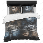 Bedding Set -  Jack Skellington in Prison