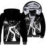 3D All Over Printed Jack Skellington Clothes - Spider Jack