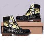 Jack Skellington TBL Boots 074