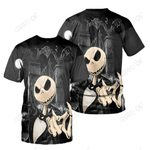 3D All Over Printed Jack Skellington Clothes 32