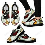 Butterfly Womens Sneakers