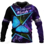 Beautiful Butterfly 3D All Over Printed Shirts for Men and Women TT0090