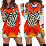 3D All Over Butterfly Hoodie Dress Leggings Blanket