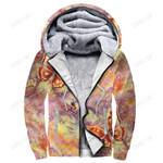 Butterfly Sweet Garden 3D Winter Clothes TR091101