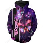Beautiful Butterfly 3D All Over Printed Shirts for Men and Women TT0091