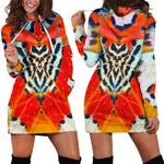 3D All Over Butterfly Hoodie Dress Leggings Blanket NNK