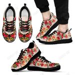 Hibiscus Butterfly Sneakers - AH