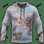 Butterfly Sweet Garden 3D Winter Clothes TR091104