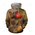 Butterfly Sweet Garden 3D Winter Clothes TR091105