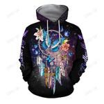 3D All Over Print Dreamcatcher Butterfly Art Hoodies NM