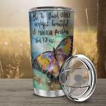 Butterfly Steel Tumbler TA031807