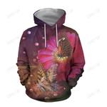 Butterfly Sweet Garden 3D Winter Clothes TR111101