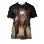 Beautiful Baby Cow Shirts TT