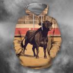 3D All Over Print Bull Cow Toro