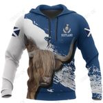 Highland Cow Special Hoodie