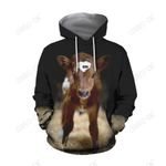 Beautiful Baby Cow Hoodie