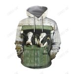 Two Cow Hoodie